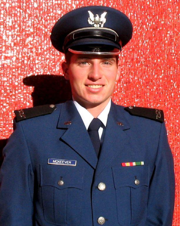 Report 34m: Air force cadet uniform